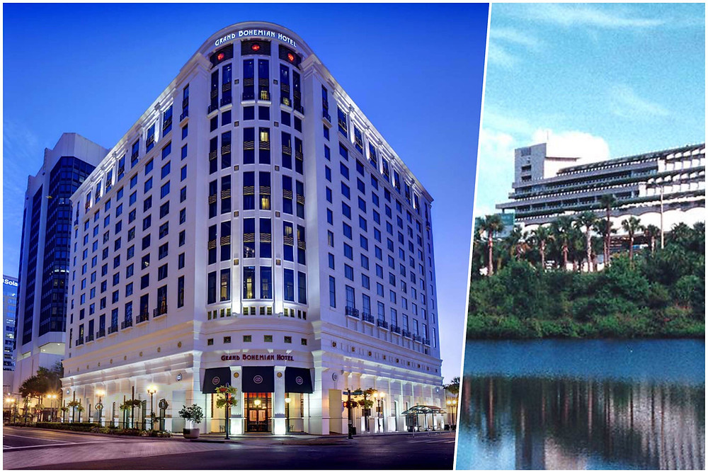 Transportation from Orlando Airport MCO to Grand Bohemian Hotel Orlando, Autograph Collection