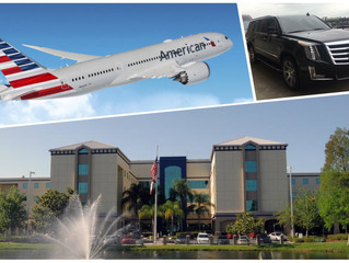 🇺🇸 ★★★★★ Prompt And Courteous Orlando Corporate Car Service.