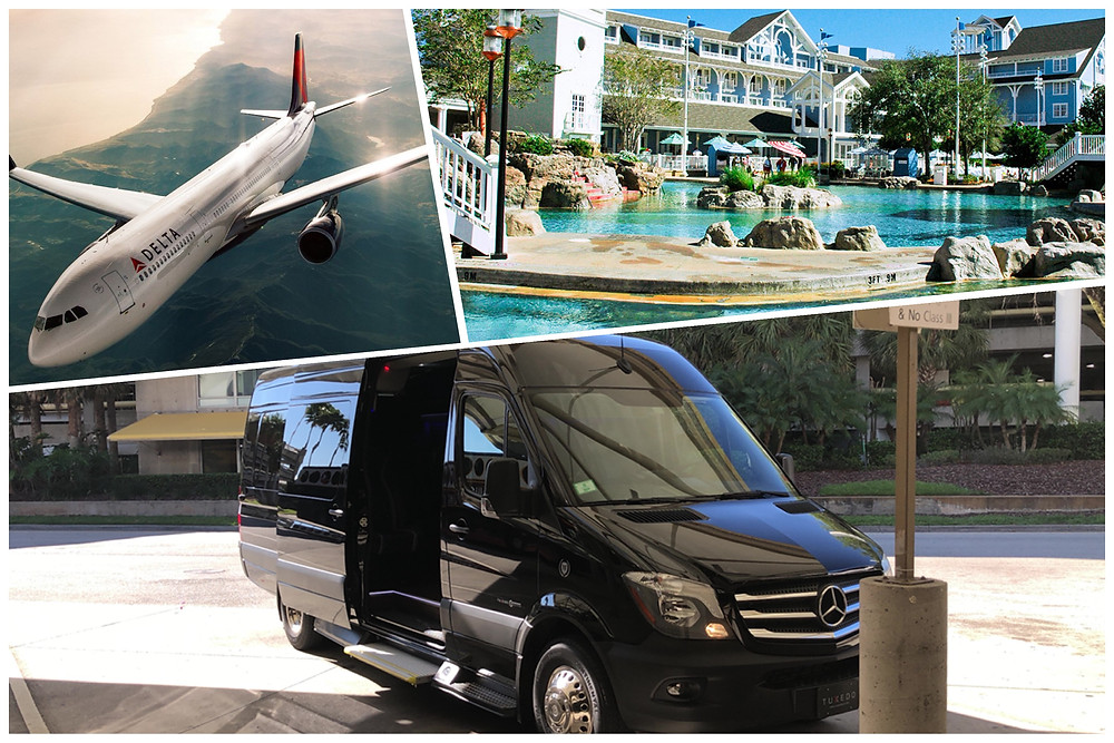 Best Car Service From Orlando Airport MCO to Disney Beach Club