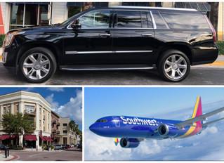 🇺🇸 ★★★★★ Orlando International Airport Transportation from Winter Park.