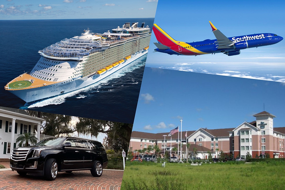 Car Service From Orlando Airport to Royal Caribbean Cruise