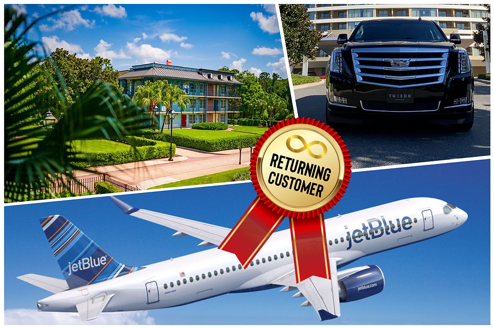 Luxury Car Service From Orlando Airport To Disney's Port Orleans