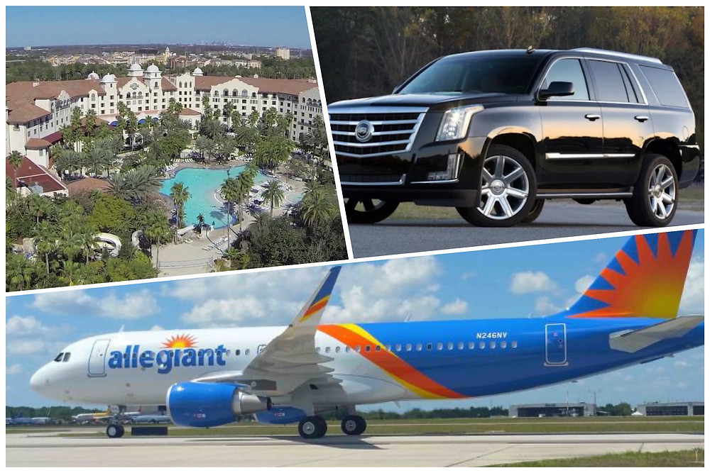 Airport Car Service From SFB To Hard Rock Hotel