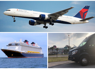 🇺🇸 ★★★★★ Transportation From Orlando Airport To Port Canaveral.