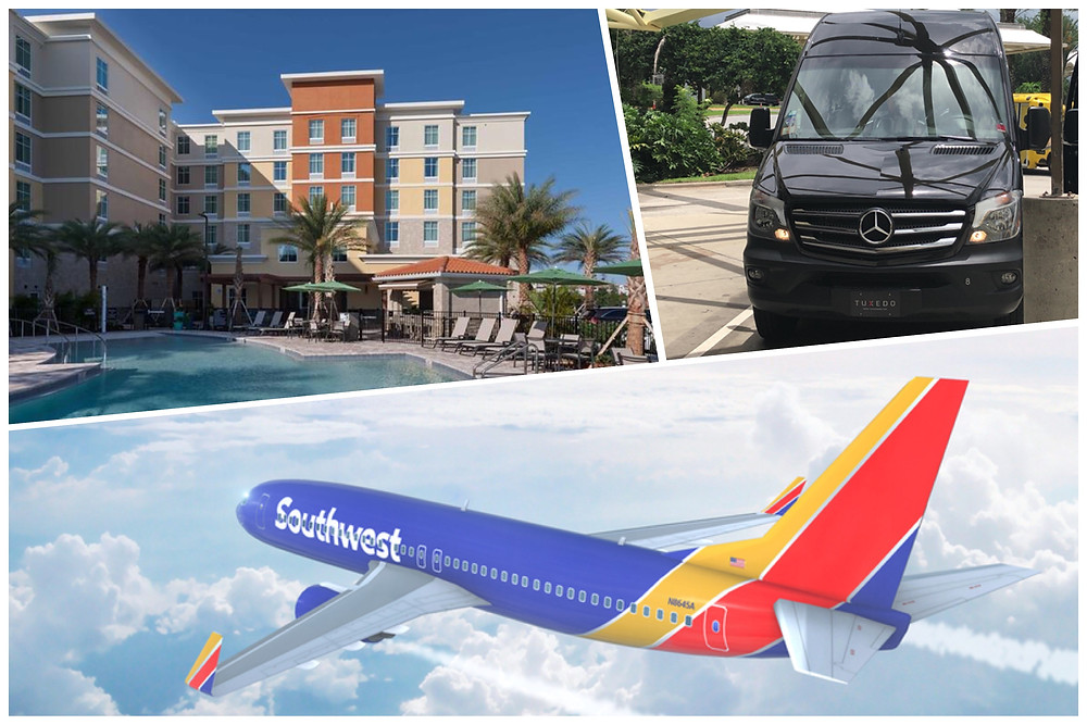 Luxury Town Car Service From Orlando Airport to Cocoa Beach