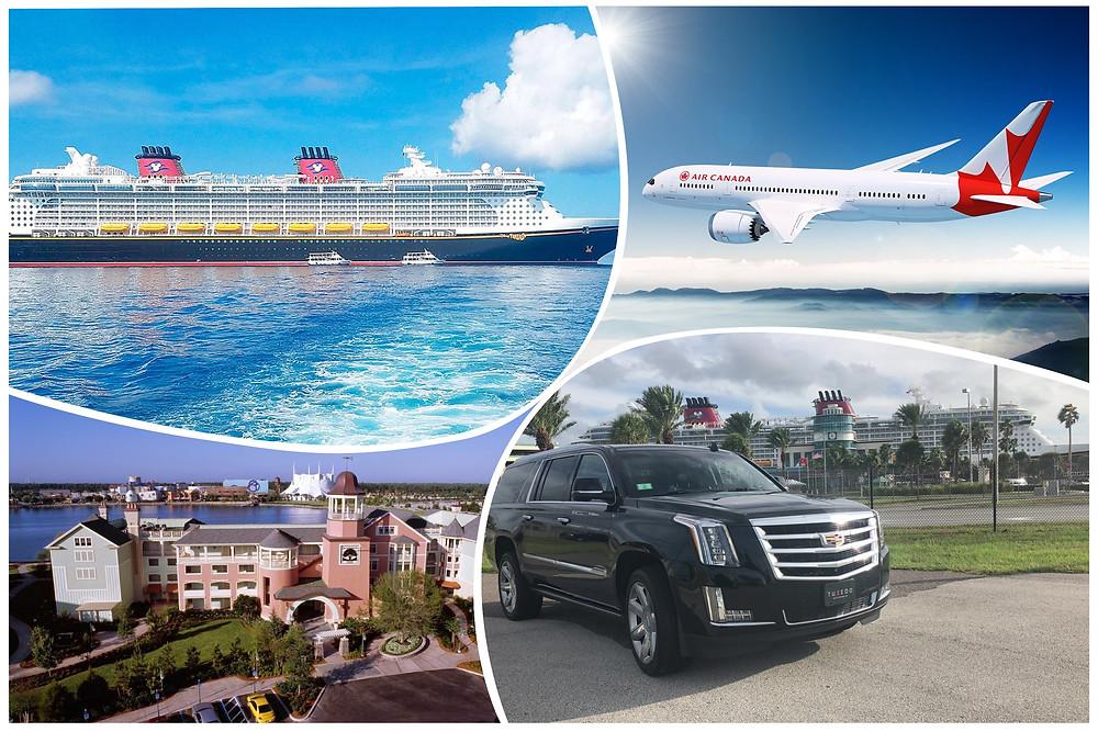 Disney Cruise Transportation From Saratoga Springs Resort