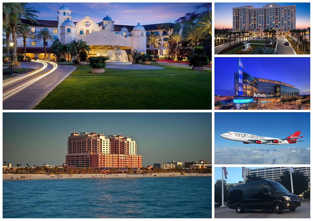 Luxury Transportation In Orlando