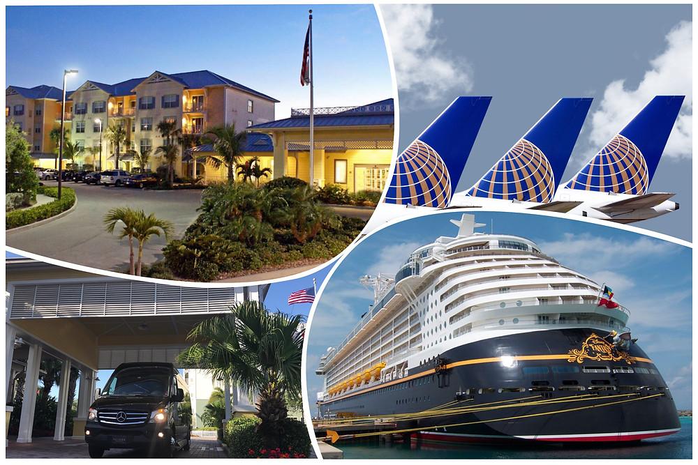 Orlando Transportation Service To Port Canaveral Disney Fantasy Cruise