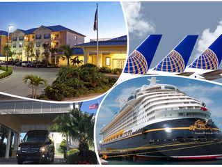 🇺🇸 ★★★★★ Excellent Orlando Transportation Service To Port Canaveral!