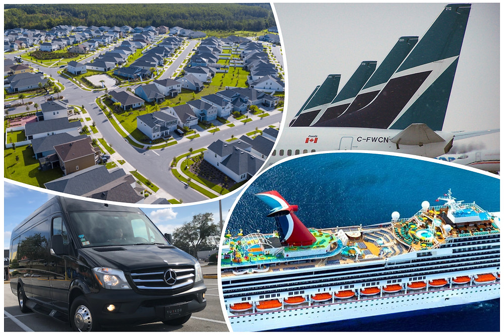 Transportation From Kissimmee To Port Canaveral Carnival Cruise
