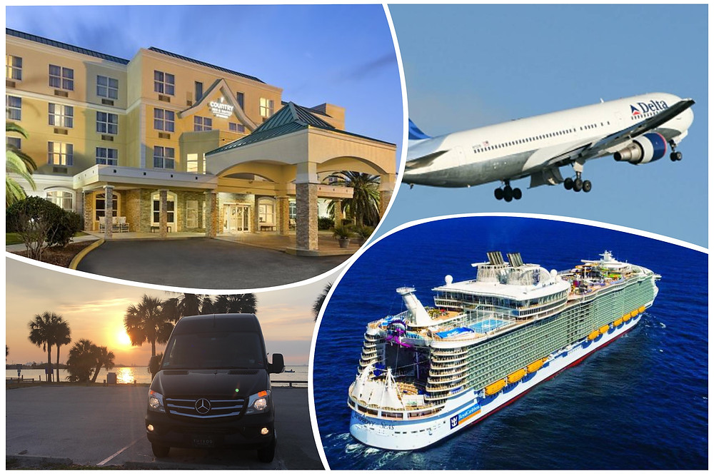 Best Cruise Transportation To Port Canaveral