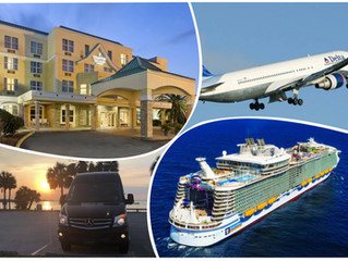 🇺🇸 ★★★★★ Excellent Cruise Transportation To Port Canaveral.