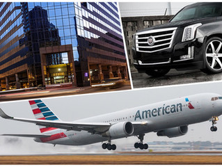 🇺🇸 ★★★★★ Car Service From O'Hare Airport ORD To Conrad Chicago.