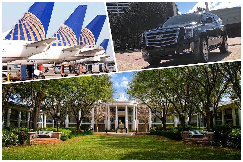 Luxury Airport Transfer From MCO To WDW