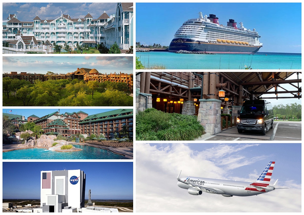 Orlando Transportation To Disney World And Kennedy Space Center