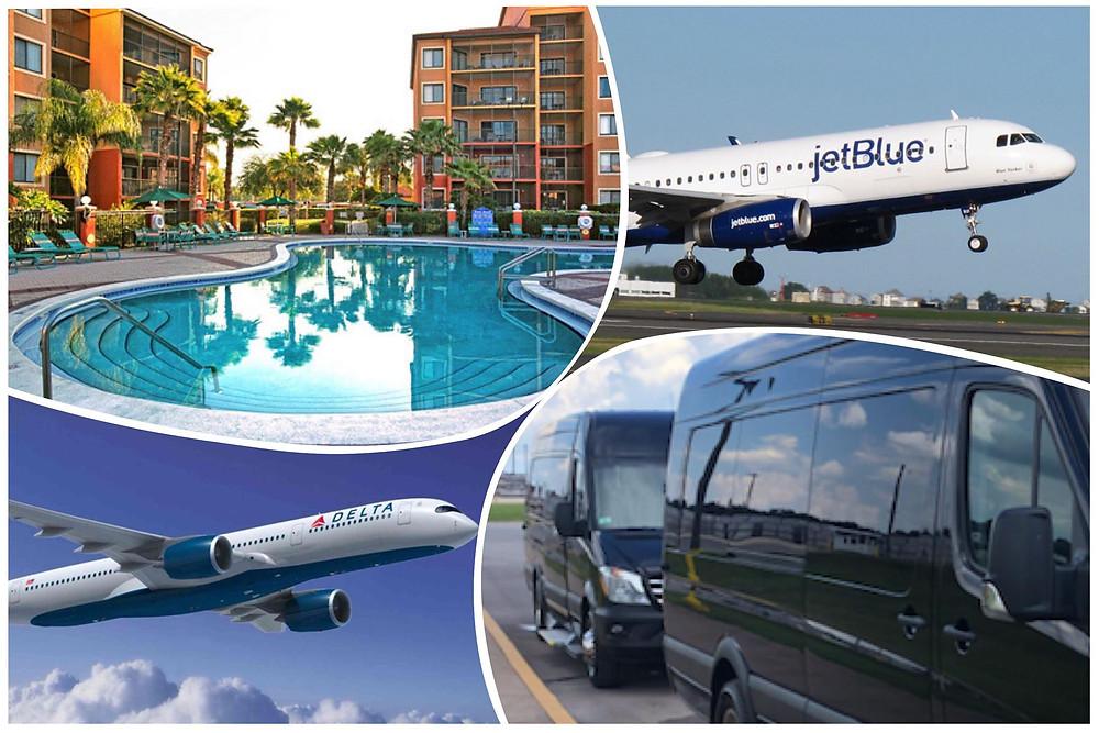 Executive Car Service Orlando Airport MCO