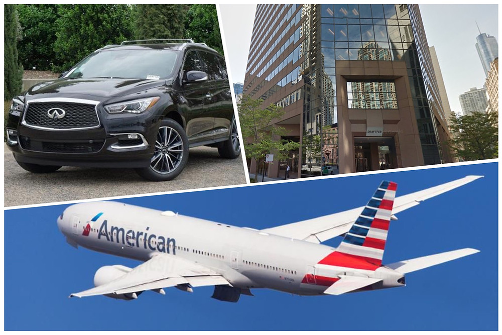 Premium Transportation From O'Hare Airport To Conrad Chicago