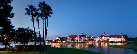 Transportation to Disney's Grand Floridian