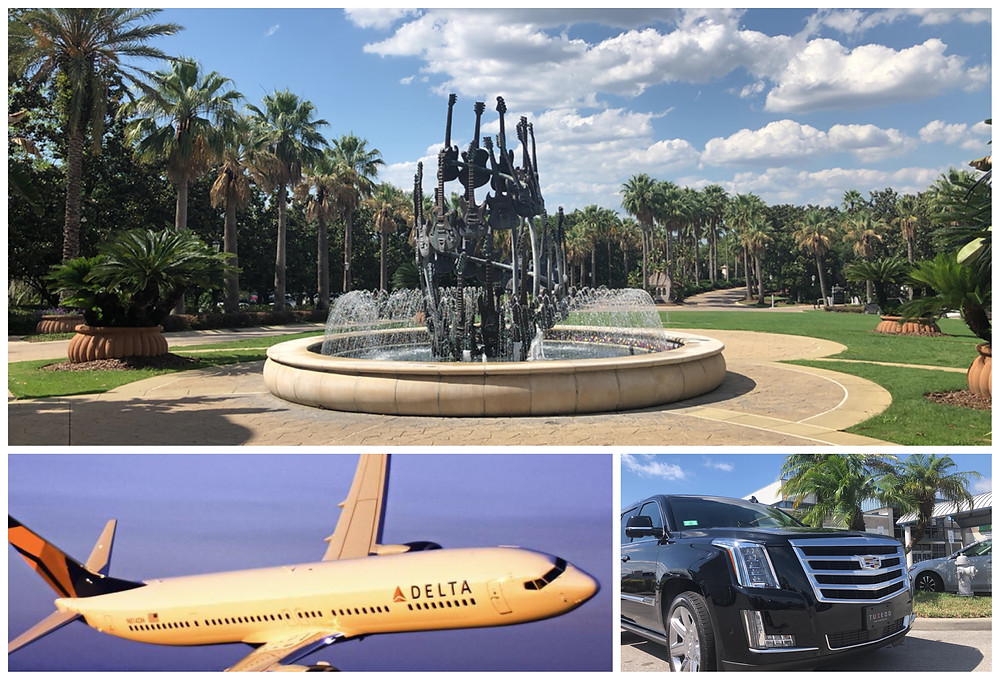 Transportation From Universal Studios To Orlando Airport MCO