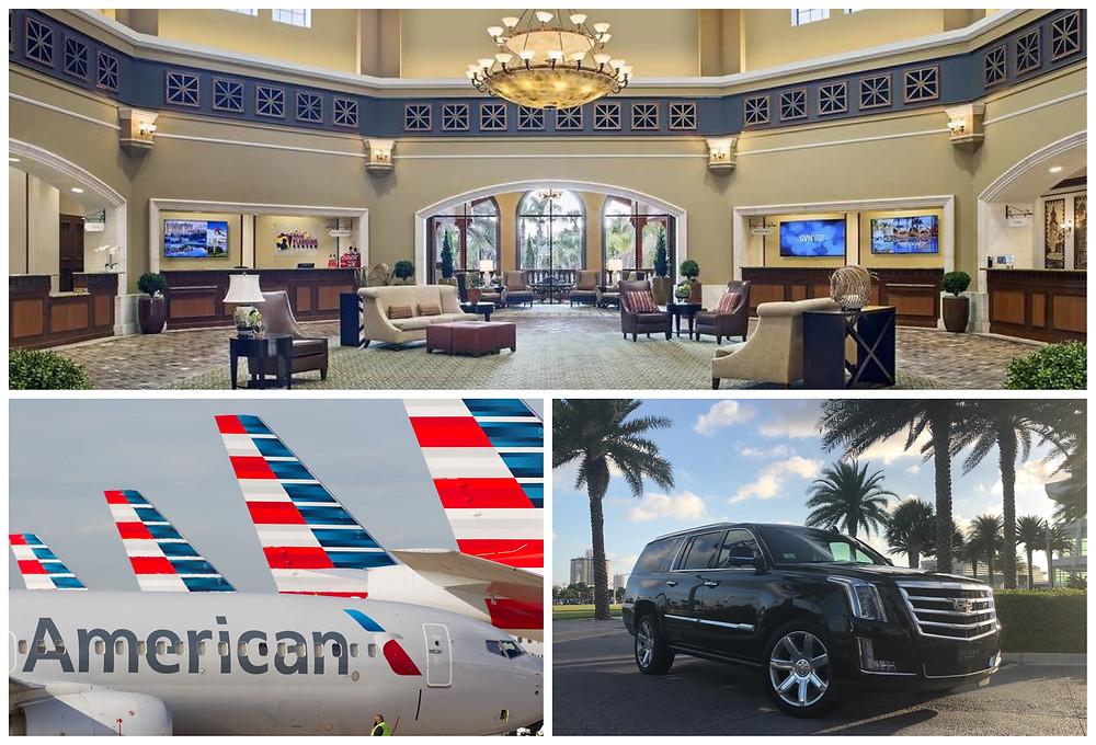 Luxury Transfer To Sheraton Vistana Resort Villas
