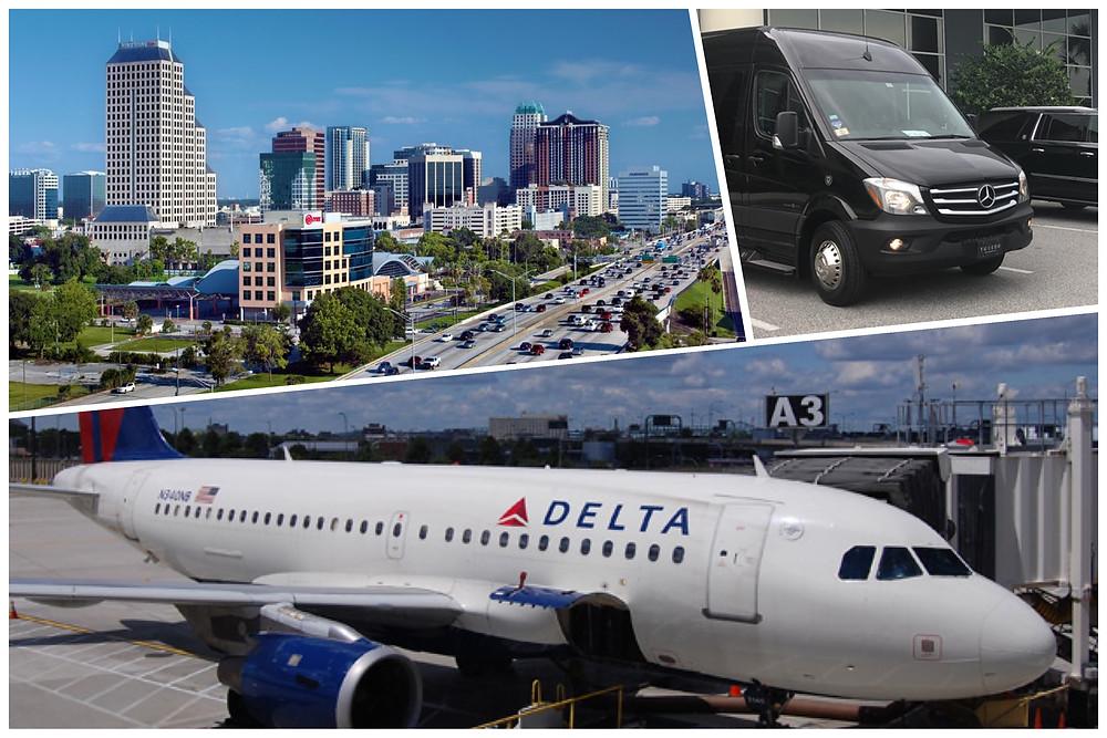 Best Orlando Airport Transportation