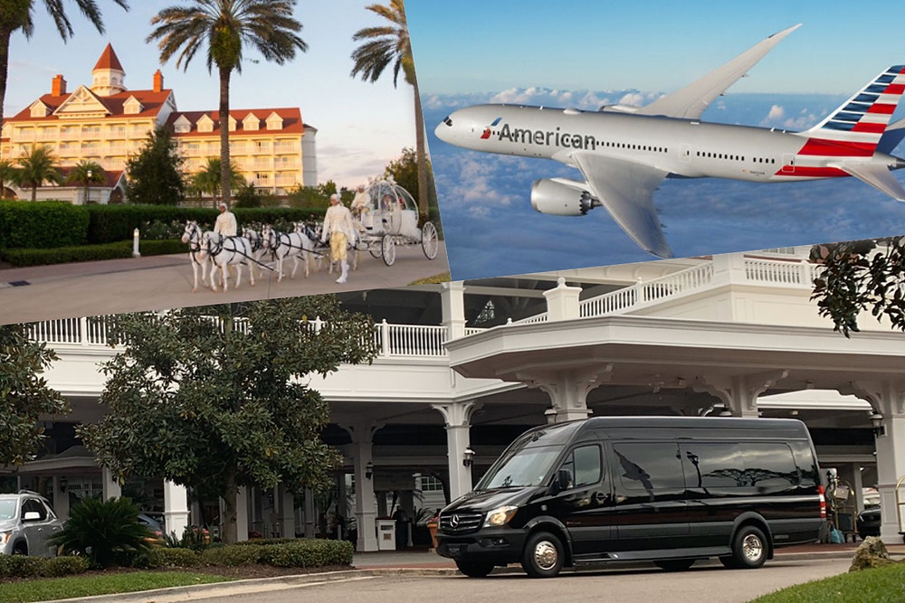 Transportation From MCO To Disney's Grand Floridian