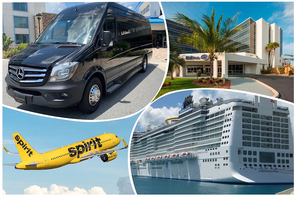 Norwegian Cruise Transportation to Orlando Airport MCO