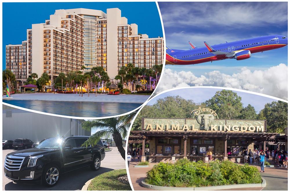 Transportation From Orlando Airport To Hyatt Regency Grand Cypress