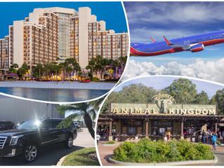 🇺🇸 ★★★★★ Fantastic Transportation From Orlando Airport To Hyatt Regency Grand Cypress