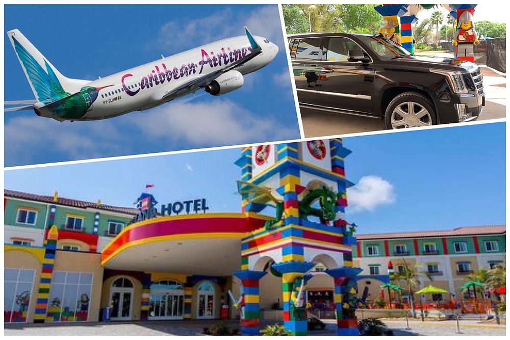 Orlando Transportation To LEGOLAND® Florida Resort