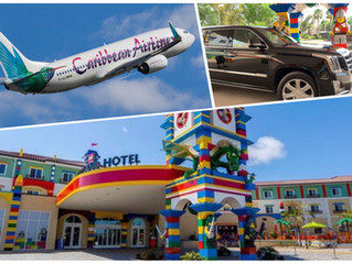 🇹🇹 ★★★★☆ Orlando Transportation To LEGOLAND Florida Resort.