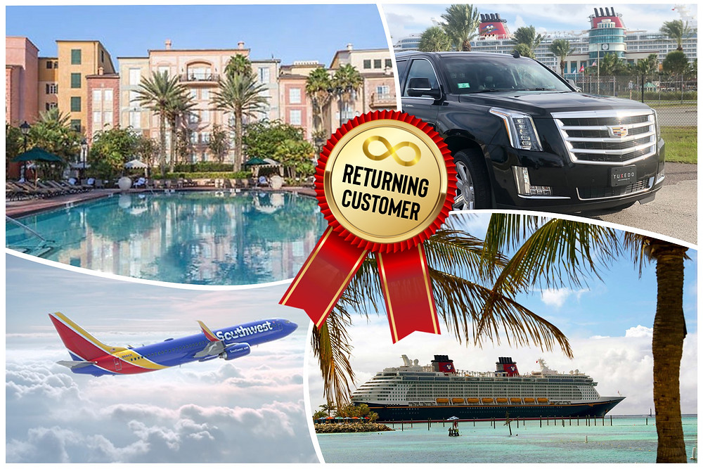 Car Service From Loews Portofino Bay To Disney Cruise