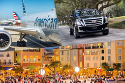 🇺🇸 ★★★★★ Car Service Between Orlando Airport And Portofino Bay.
