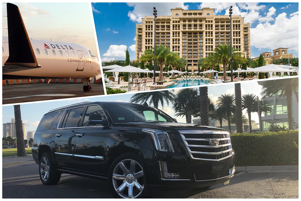 Transportation From MCO To Four Seasons