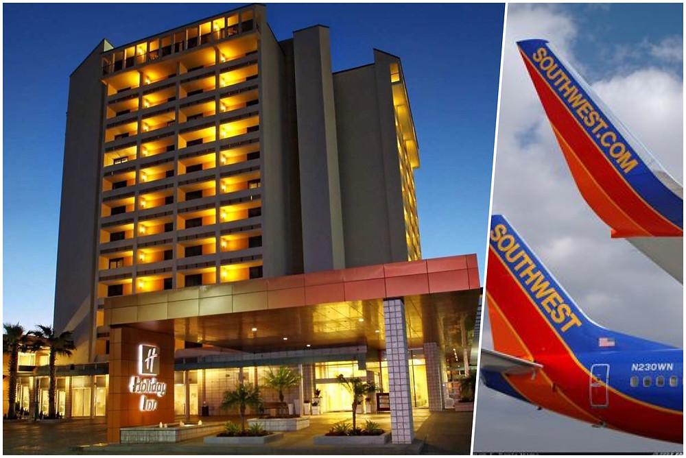 taxi shuttle transportation Orlando International Airport MCO - Holiday Inn Disney Springs Lake Buena Vista