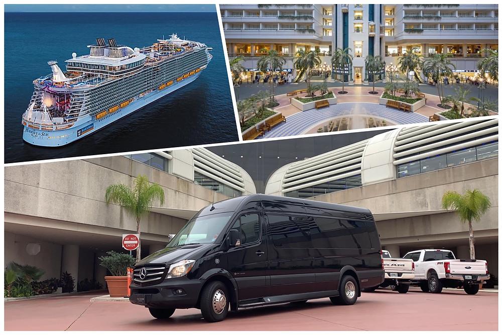 Royal Caribbean Cruise Transportation From Orlando Airport