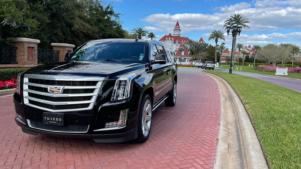 car service orlando disney world Grand Floridian