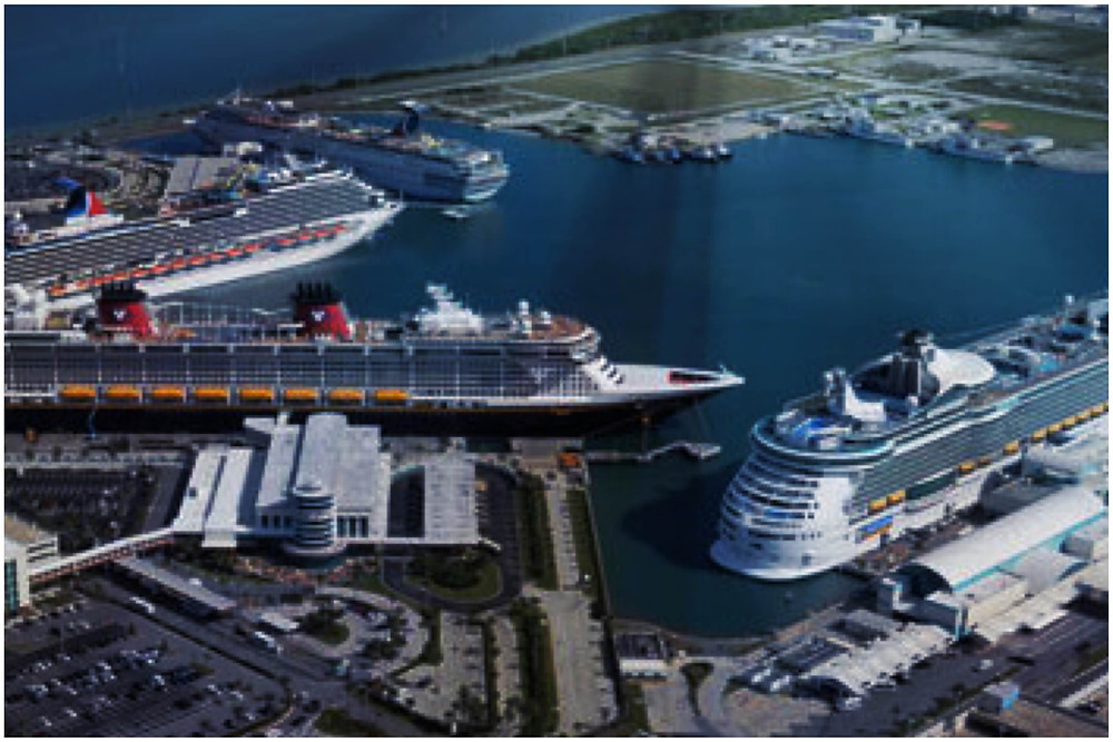 Shuttle Taxi Transportation to Port Canaveral