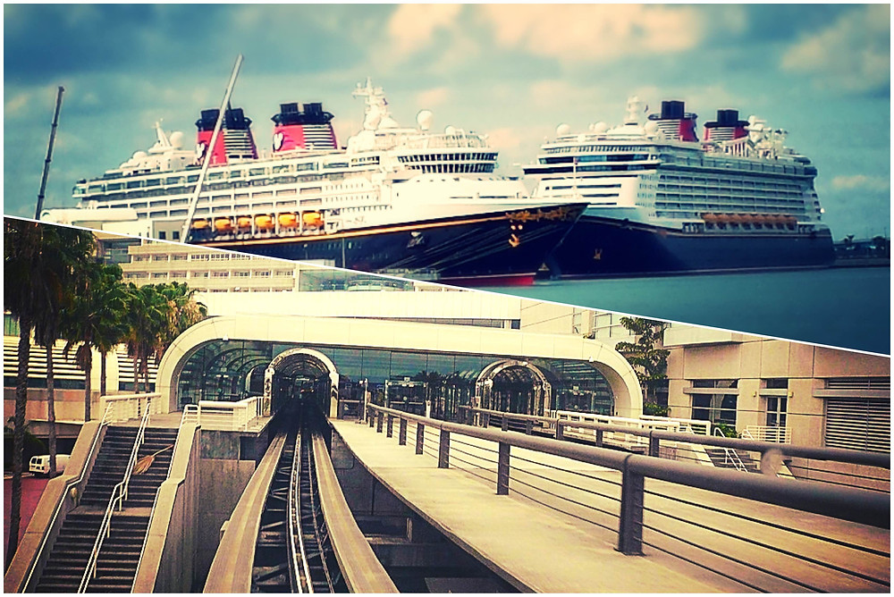 Transportation from Disney Cruise Port Canaveral to Orlando International Airport MCO