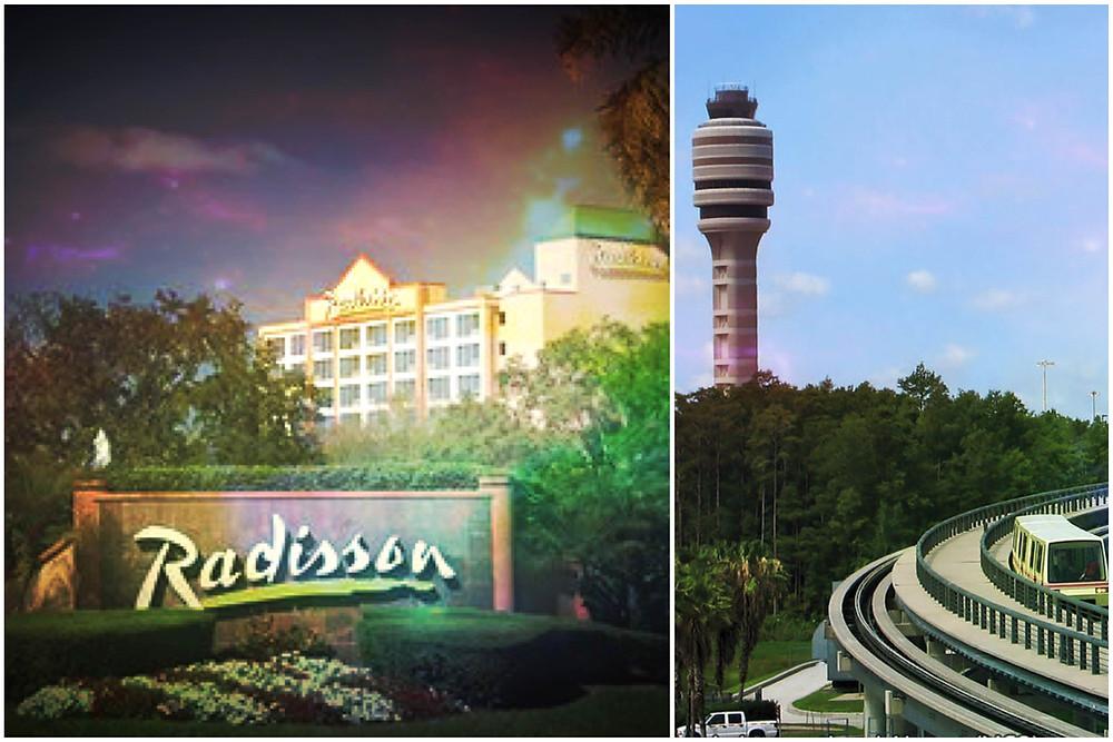 Transportation from Orlando Airport to Radisson Resort Orlando Celebration
