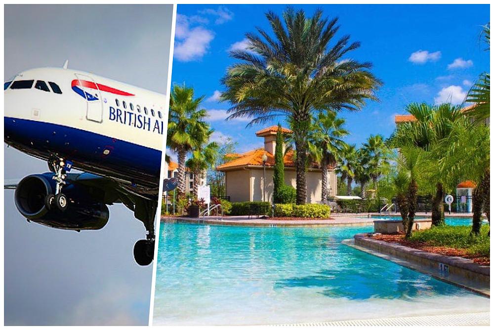 Executive Private Car Service Taxi Transportation from Orlando International Airport to Davenport FL