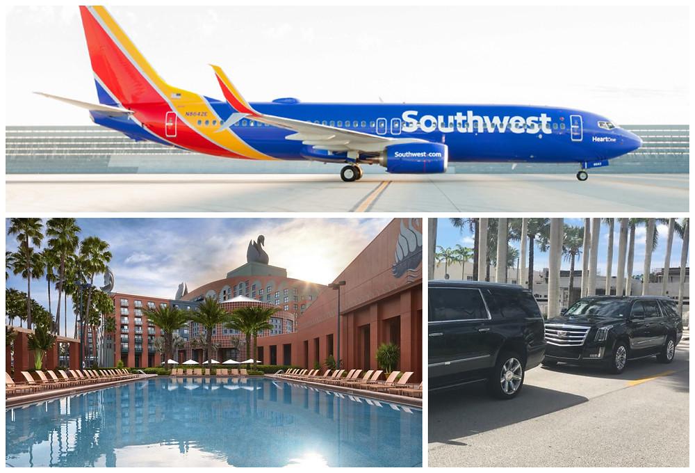 Transportation From Orlando International Airport MCO to Disney World