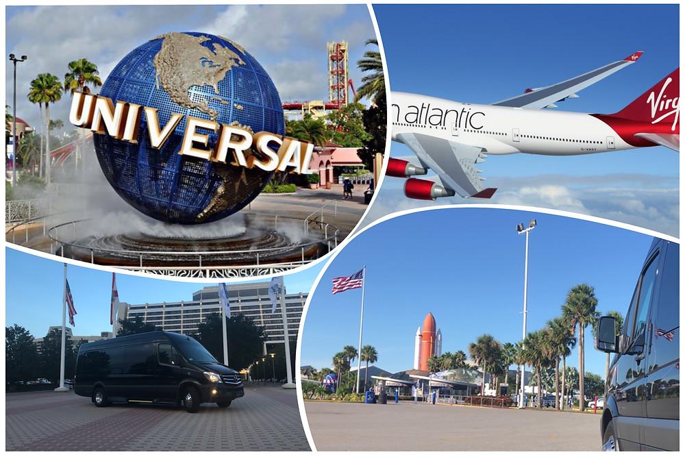 Orlando Luxury Transportation. Faultless Service.