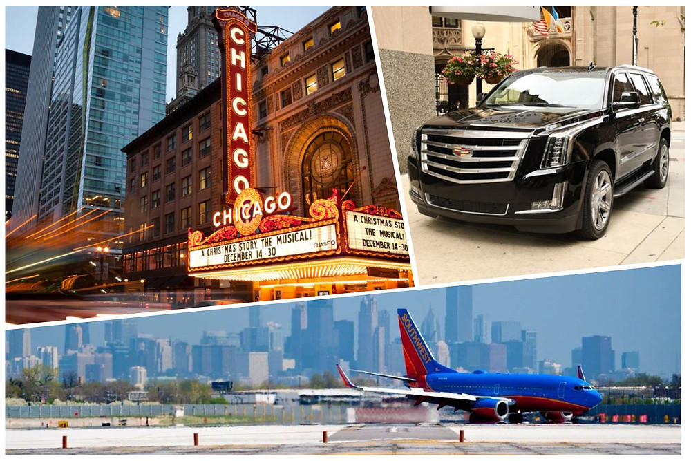 Chicago Car Service From Midway Airport MDW