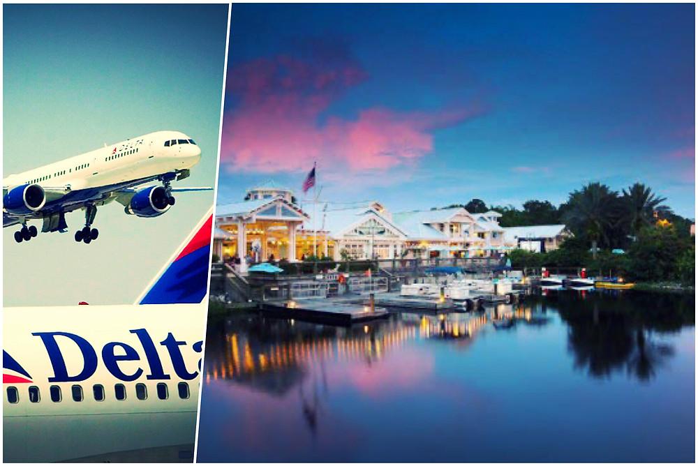 taxi shuttle transportation Orlando Airport MCO - Disney's Old Key West Resort