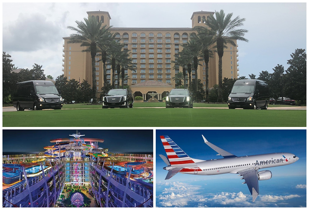 Transportation From Port Canaveral To MCO