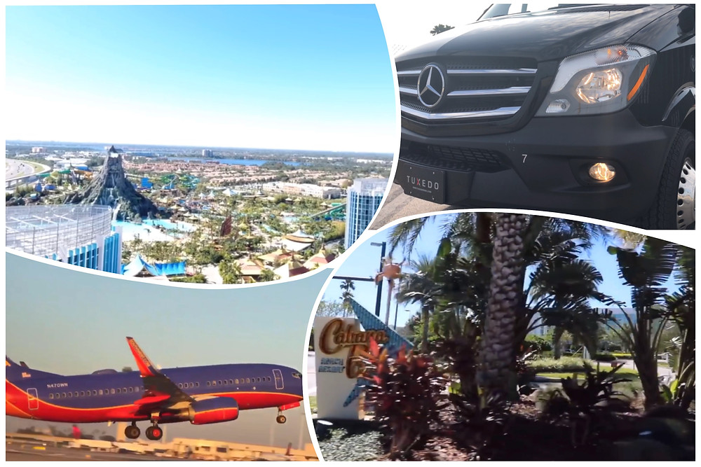 Transportation to Universal Orlando, Cabana Bay Beach Resort
