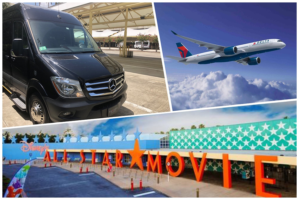 Car Service From MCO To All-Star Movies Resort
