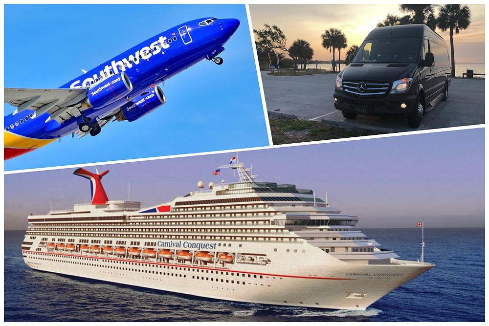 Port Canaveral Transportation To Orlando Airport MCO