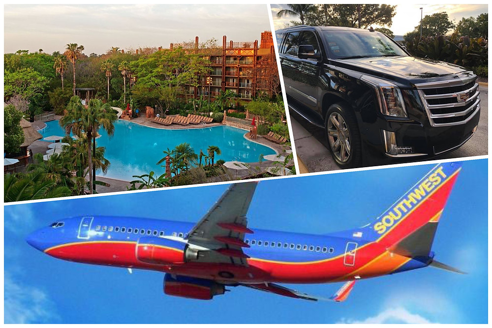 Car Service From MCO To Animal Kingdom - Jambo House